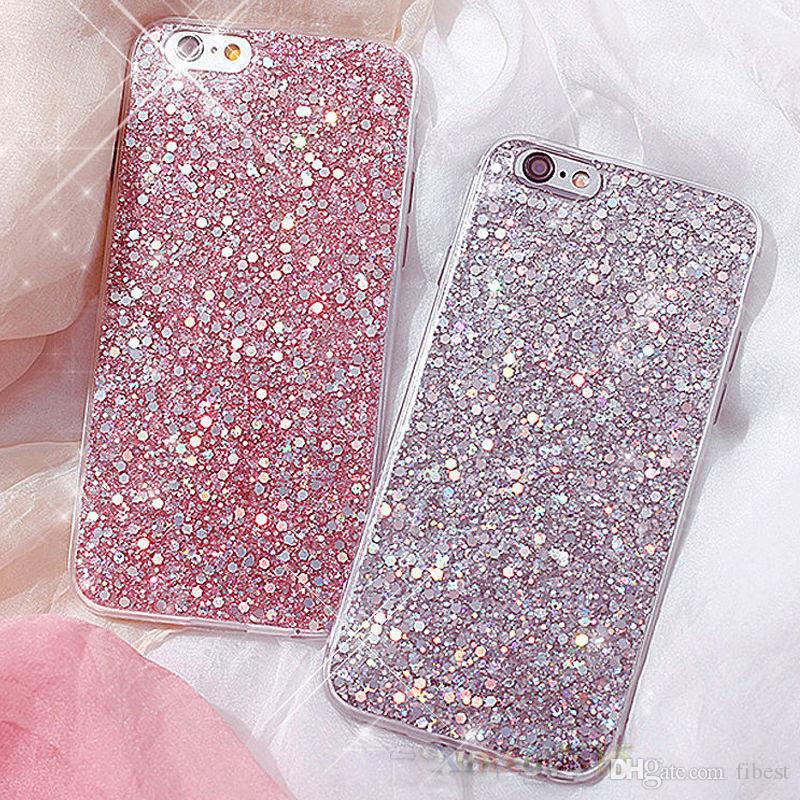 Glitter Cover For IPhone Xr X Xs Max