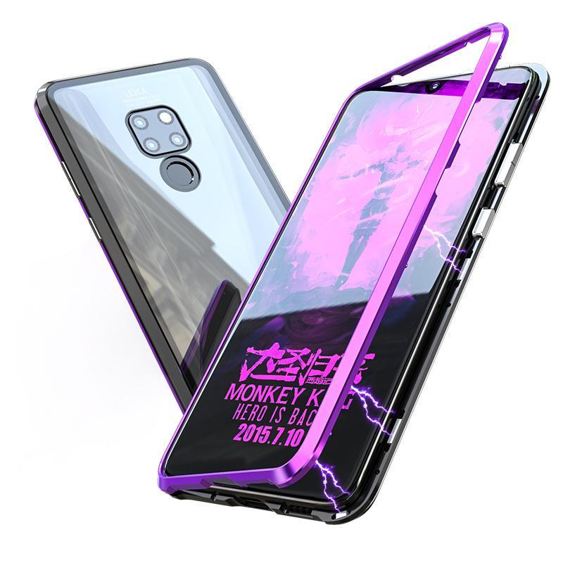 Custodia Magnetica Huawei P Smart Plus Phone 6.3 Pollici P20Pro P20 Lite Mate 20 20 Lite Nova 3 3i 3E Custodia Huawei Mate 20 Custodia Mate20 Da ...