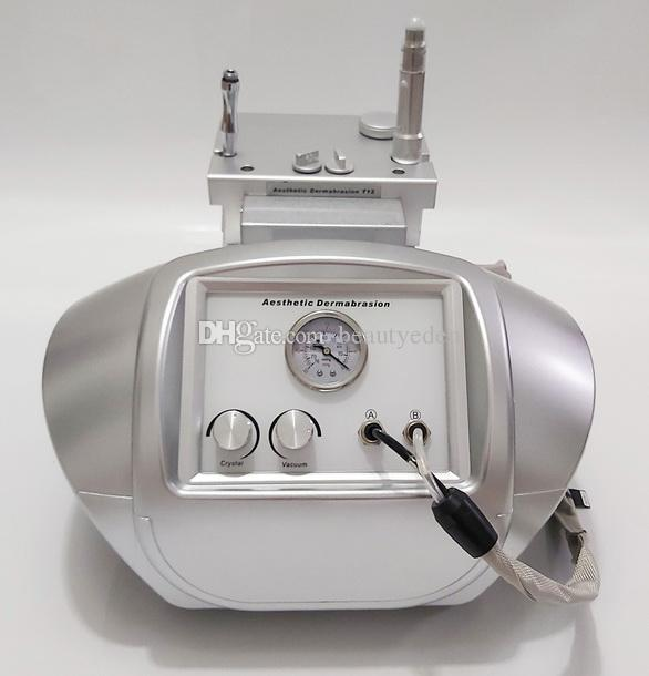 Toz Peel Crystal mikrodermabrazyon Dermabrazyon Soyma Cilt Gençleştirme Makinesi