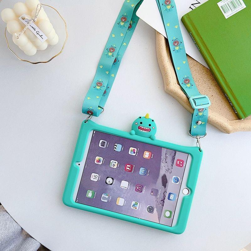Caso Safe Kids antiurto per Mini iPad 4/5 del fumetto stand Tablet copertura per nuovo iPad 10.2 2019 iPad Air Air2 11 10.5 pollici