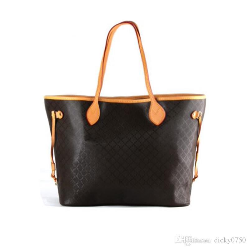 الجملة حقيبة تسوق للنساء الأكسدة أزياء والجلود حمل كتف للنساء حقائب اليد حقيبة تسوق طويل النظر محفظة حقيبة رسول
