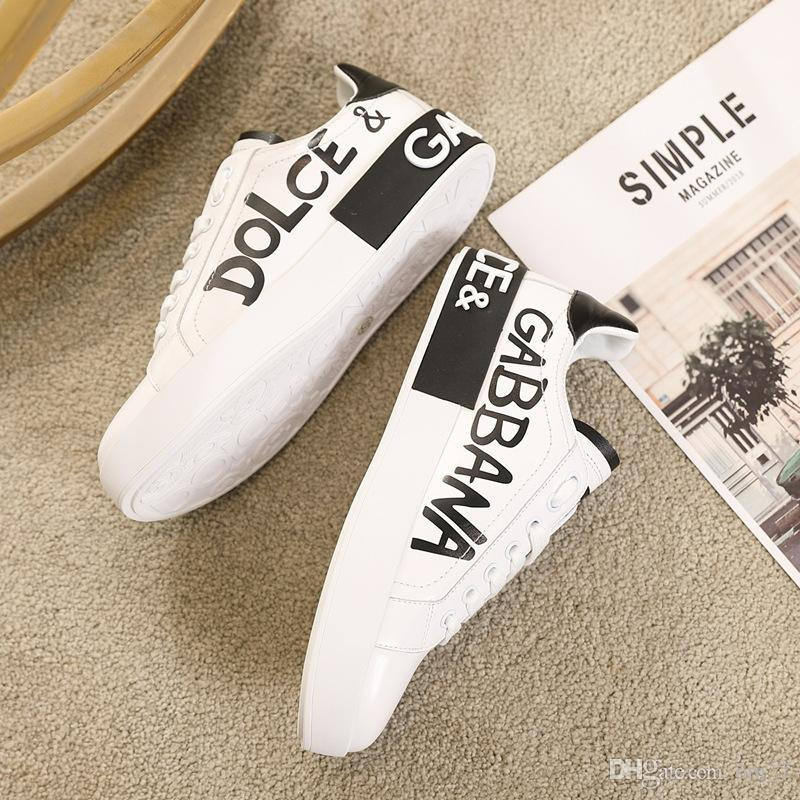 2020w yüksek kaliteli erkek ve kadın grafiti el boyaması bağcıklı gündelik tahta ayakkabılar, moda vahşi çift parti ayakkabı, boyut: 35-45