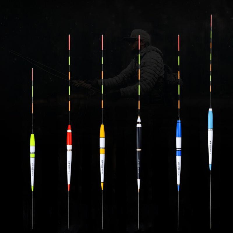 Pesca Barra de Flotador Noche Pesca Electr/ónica Palillo de luz L/ámpara Impermeable Que Brilla intensamente ToGames-ES