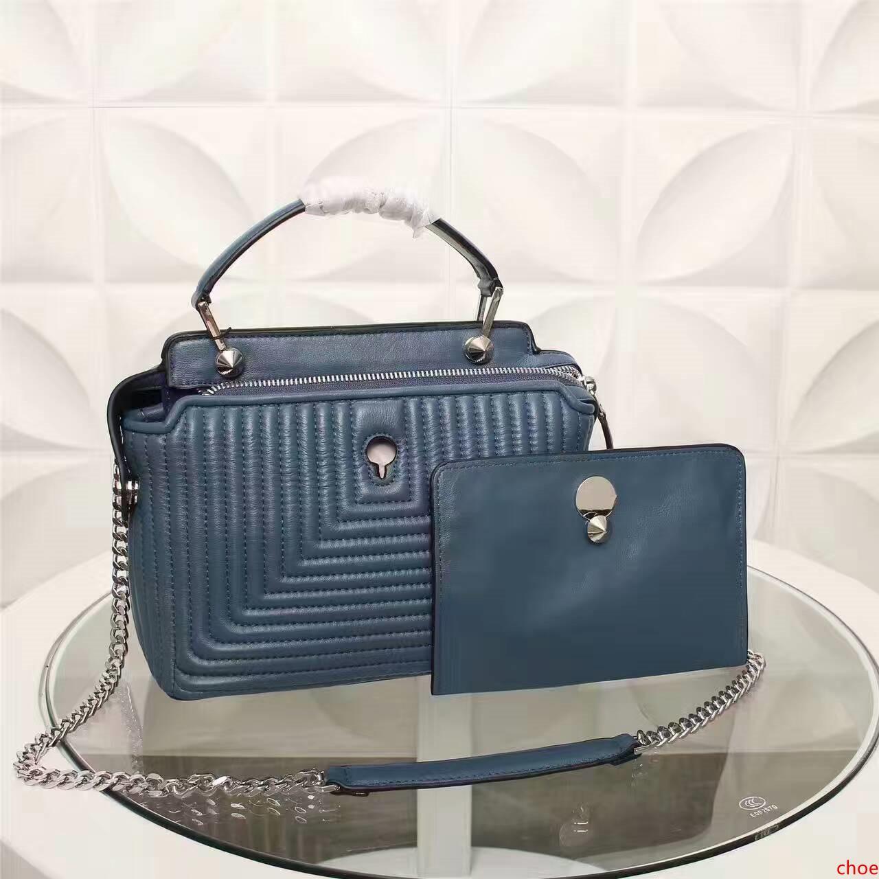 Stern mit der neuen Modell italienische Lammfell Persönlichkeit Umhängetasche importiert Messenger weibliche Designertasche Luxus-Mode-Damen