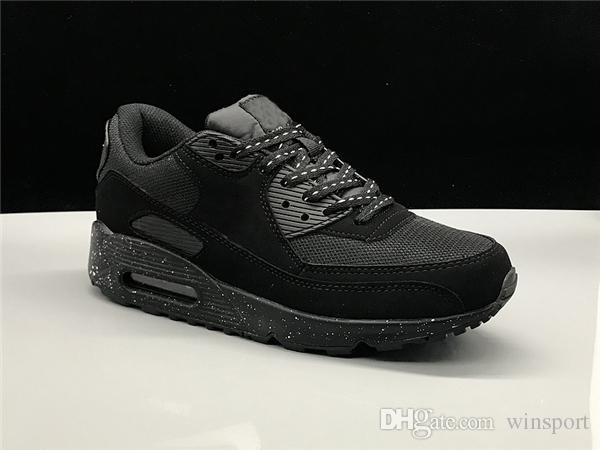 Acheter NIKE AIR MAX 90 Shoes Haute Qualité Nouveaux Enfants ...