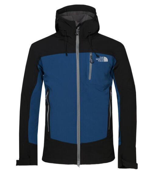 Mens casacos quentes parkas inverno com capuz parkas para baixo casaco corta-vento Blusão Zipper Grosso Casacos Brasão 0025338 #