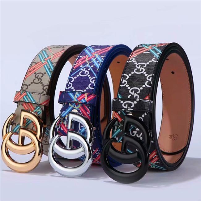 Projeto Homens Belt e mulheres da moda cinto de couro de luxo Genuine Belts Belt Marca cintura Ouro Prata Preto