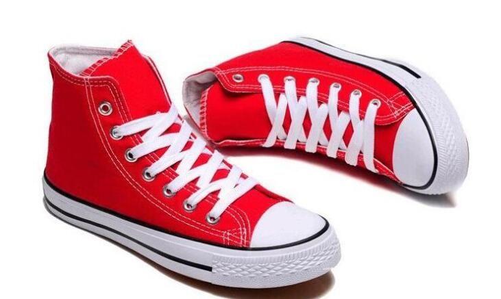 Drop Shipping Vente New Fashion Star sport classique des étoiles de faible Top Classique Chaussure de toile sneakers Casual Hommes Femmes Livraison gratuite