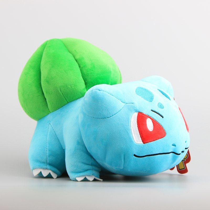 "Bulbasaur Plush Dolls Stuffed Animals Cute Stuffed Toys 12"" 30 CM Children Soft Toys CX200606"