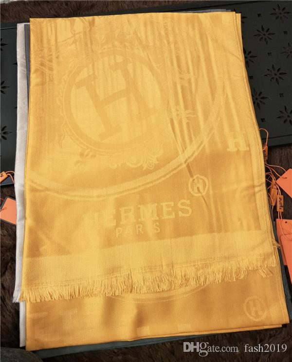 Classic brand men and women four seasons comfort 180*70cm scarf shawl female brand designer silk cotton scarves can be wholesale
