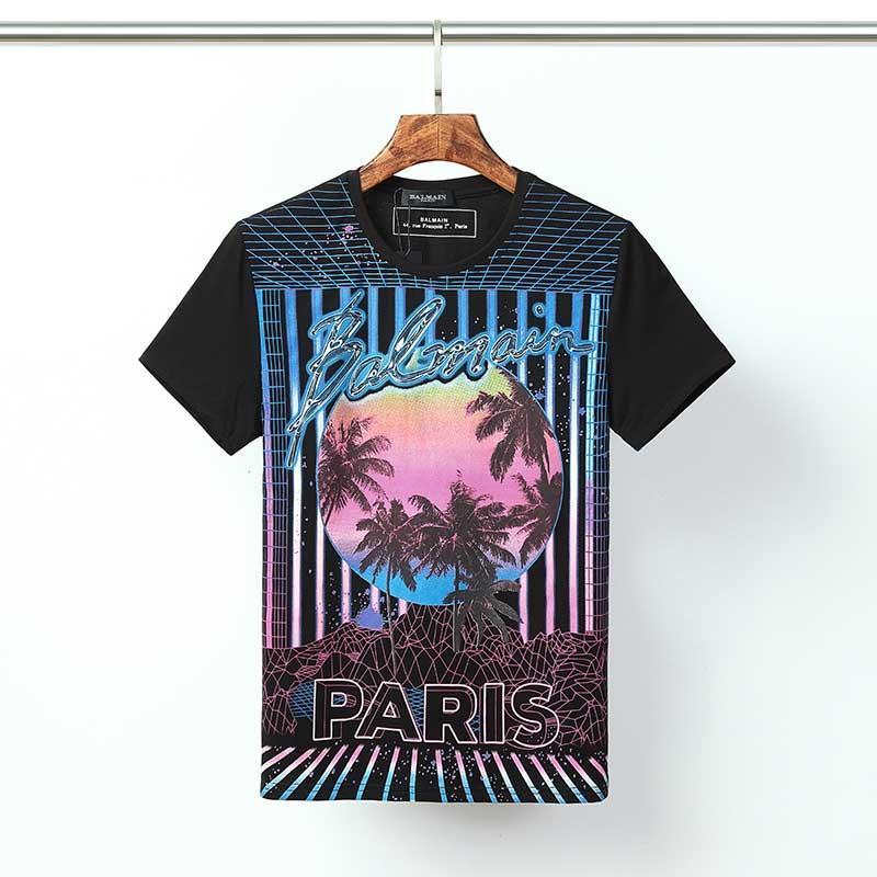 Luxury 2020 мужская майка дизайнер майка печать с коротким рукавом дизайнер рубашки мужские и женские летние футболки мужчин и женщин