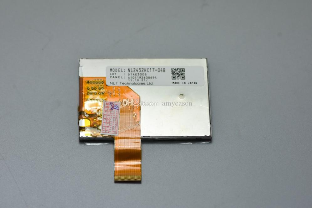 Original NEC NL2432HC17-04B de 2,7 pulgadas 240 * 320 Pantalla LCD Pantalla NL2432HC17-04B Industrial