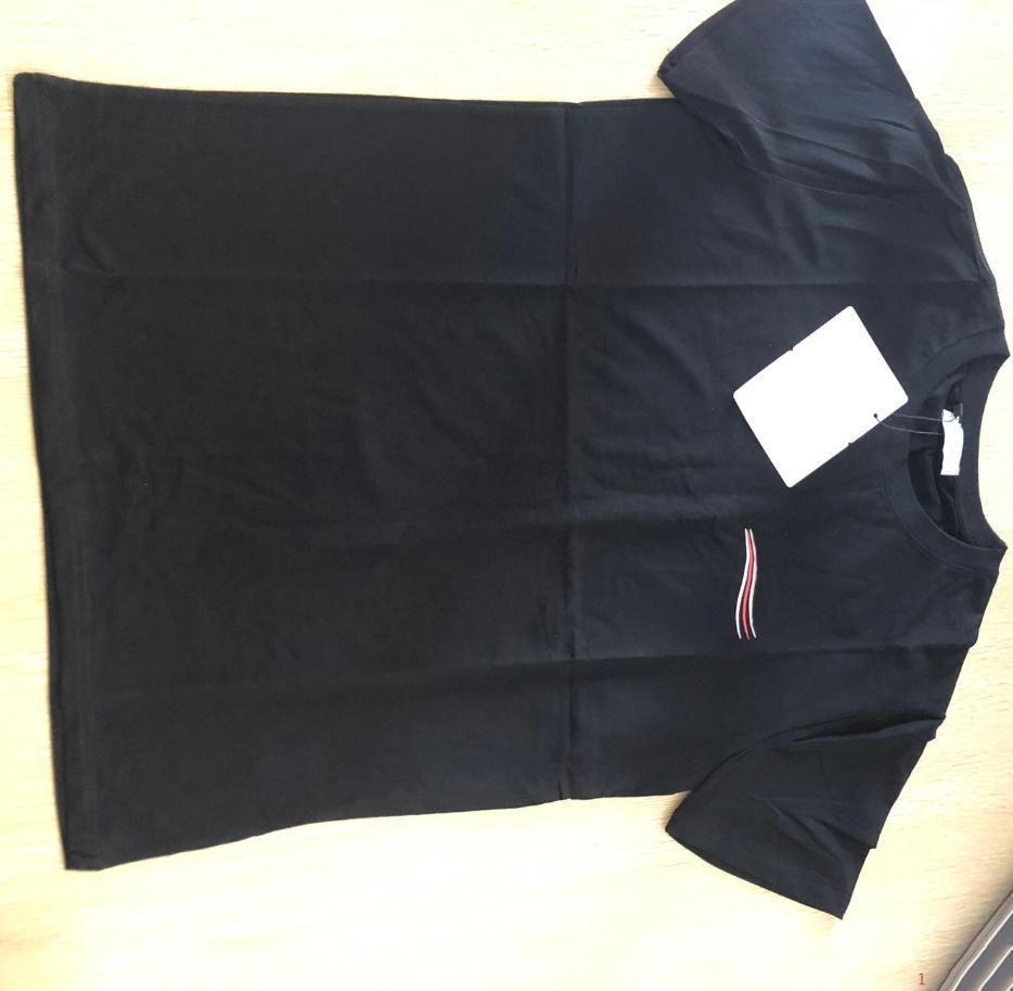 Grossiste Livraison gratuite DESIGNER T-shirts d'été marque T-shirts Hauts pour homme femme lettres Imprimer T-shirts en vrac Vêtements LR1811193