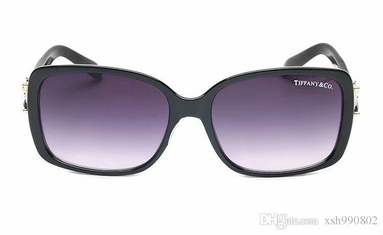 Luxury9designer Sunglasses For Men Fashion Designer Sun Glass Oval Frame Coating Mirror UV400 Lens Carbon Fiber Legs Summer Style Eyewear