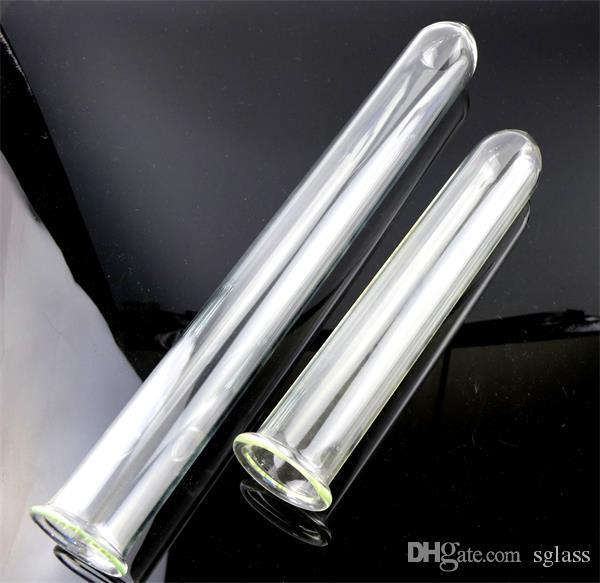 50x 5 mm heavy glass extractor,tube extractor ,plant oil extraction glass,borosilacare glass quality tube 18 inch and 12 inch