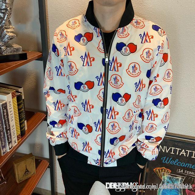 2019 мужские дизайнерские куртки роскошные спортивные костюмы одежда с буквенным принтом мужские зимние пальто жилеты дизайнерские роскошные Мужские толстовки