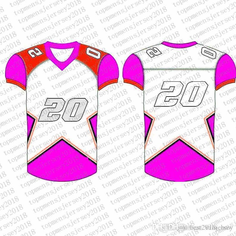 Лучшие заказ трикотажные изделия футбола Mens вышивки Logos Джерси Бесплатная доставка Дешевые оптовая любое имя любое число Размер S-XXXL 12