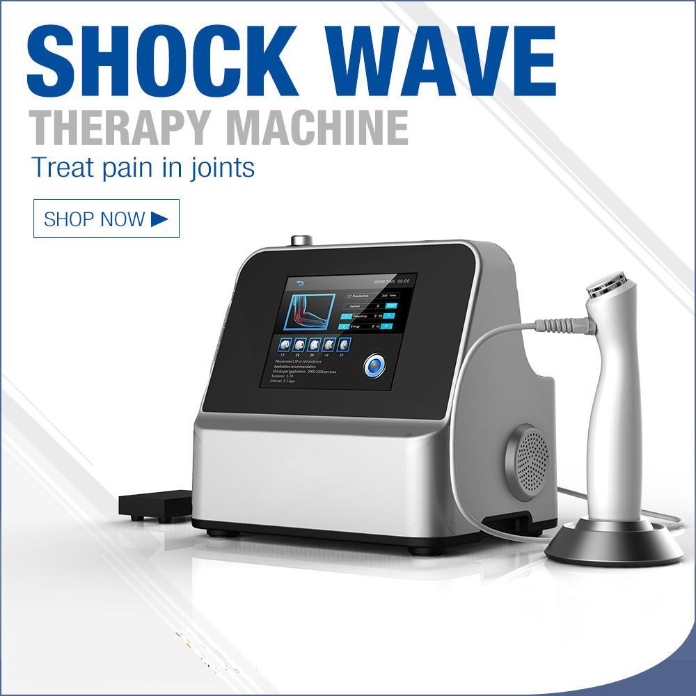 2020 A partir del choque de la onda acústica Zimmer Shockwave Shockwave terapia máquina de eliminación de Función Eréctil dolor para el tratamiento de disfunción / ED