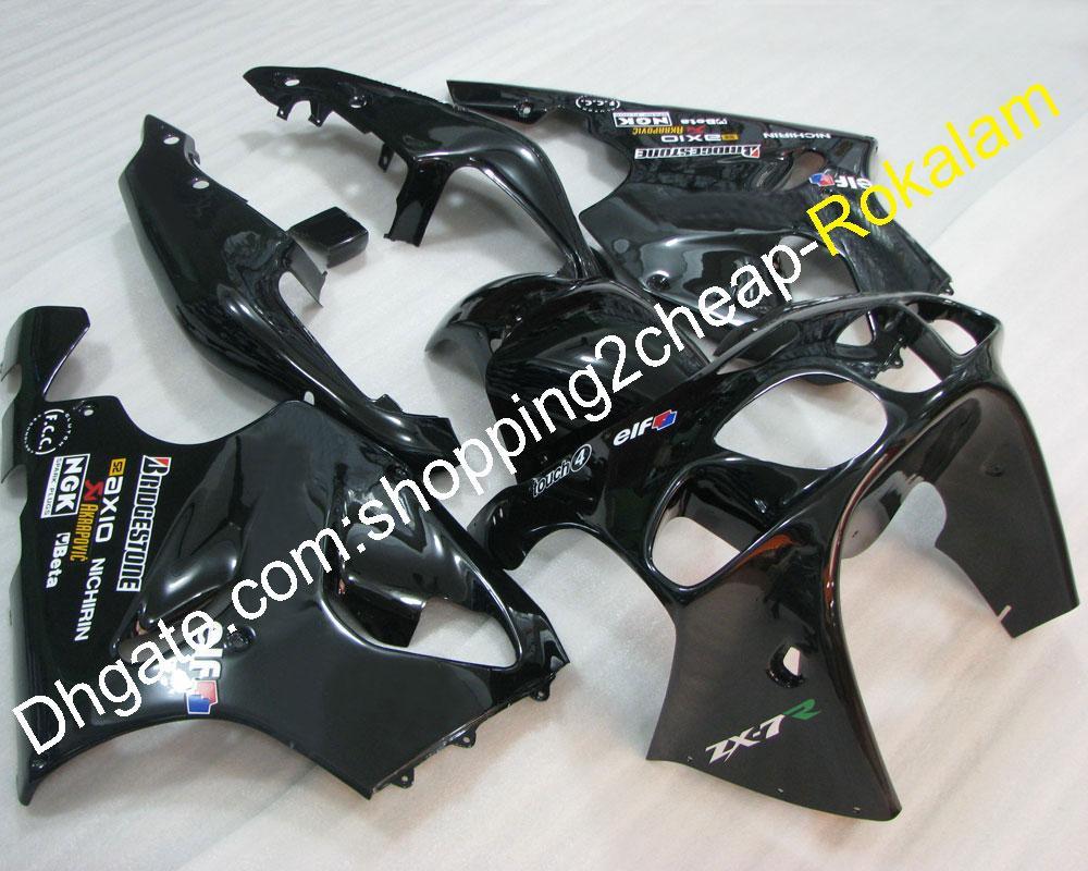 ZX-7R 오토바이 바디 페어 키트 가와사키 1996-2003 ZX7R 96 97 98 99 00 01 02 03 ZX 7R 카울링 피팅