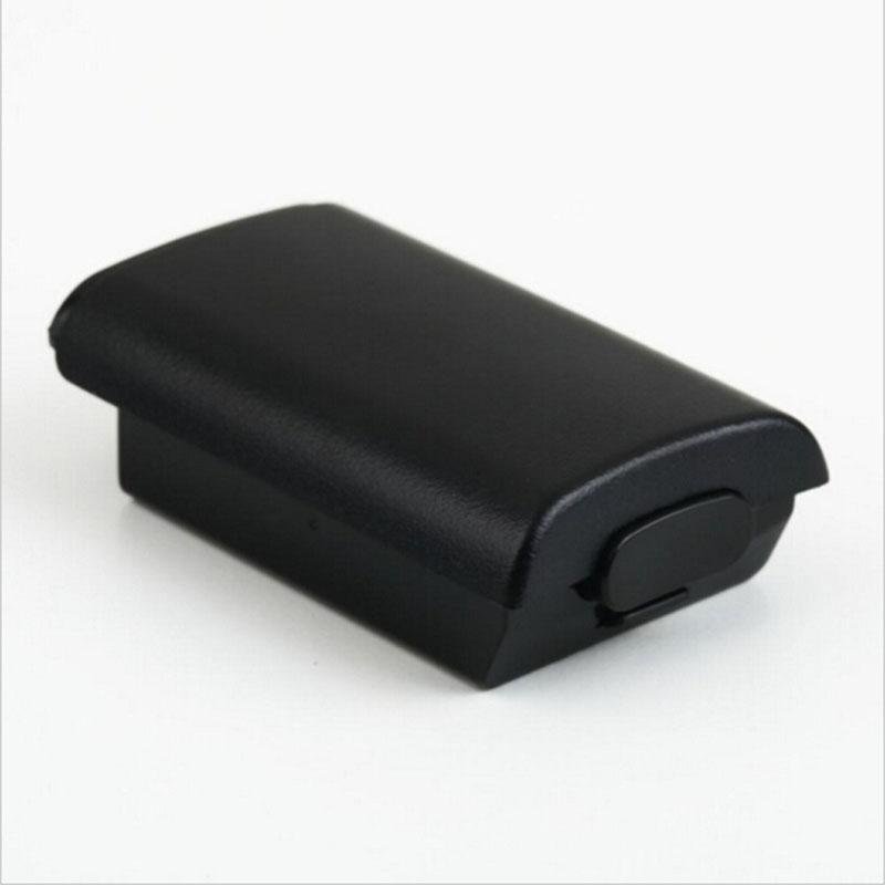 Beste Ersatz-Akku-Kasten-Abdeckung Shell Compartment Schild Fall für Xbox 360 Wireless Controller Gamepad, ohne Batterie