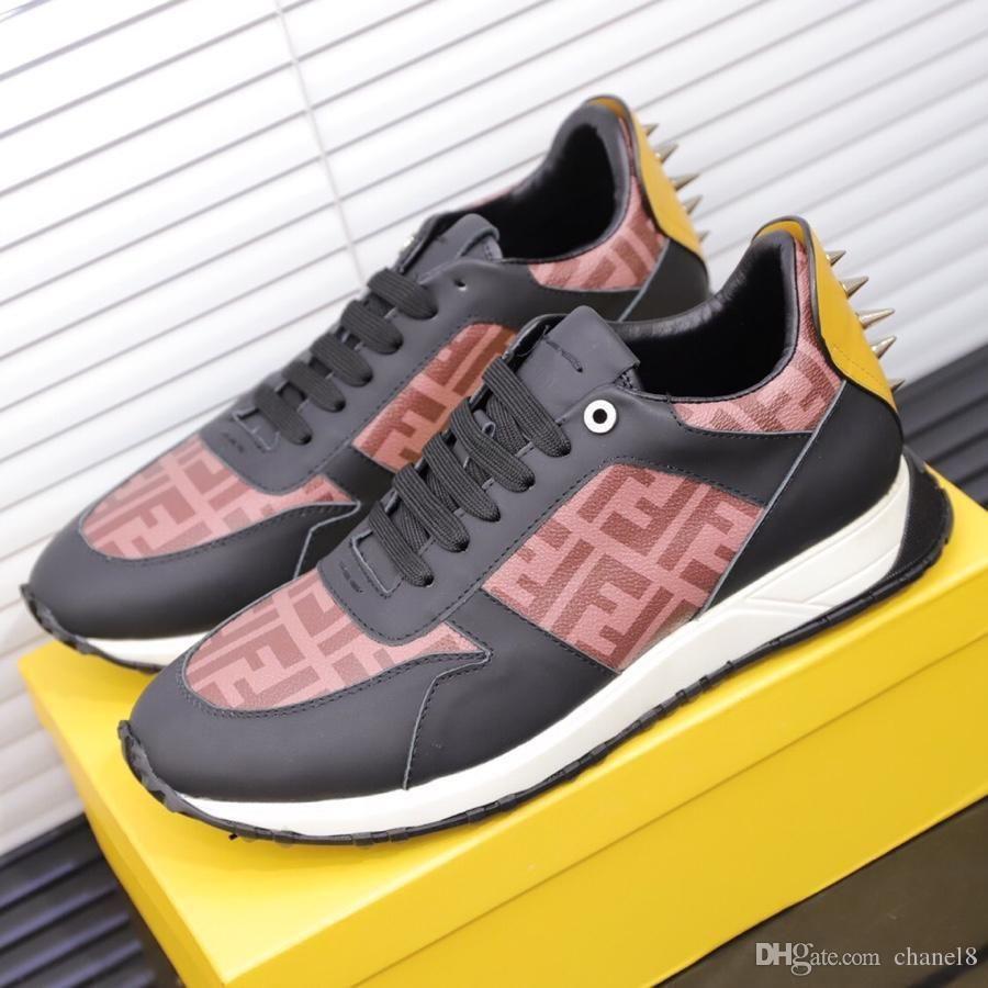 2020 Luxury Mens 19 Designer Shoes