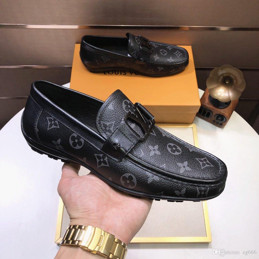 Chaussures 4New édition limitée série française hommes haut de gamme occasionnels, des bottes de chaussures de sport de mode pour hommes, livraison gratuite boîte à chaussures d'origine 38-44