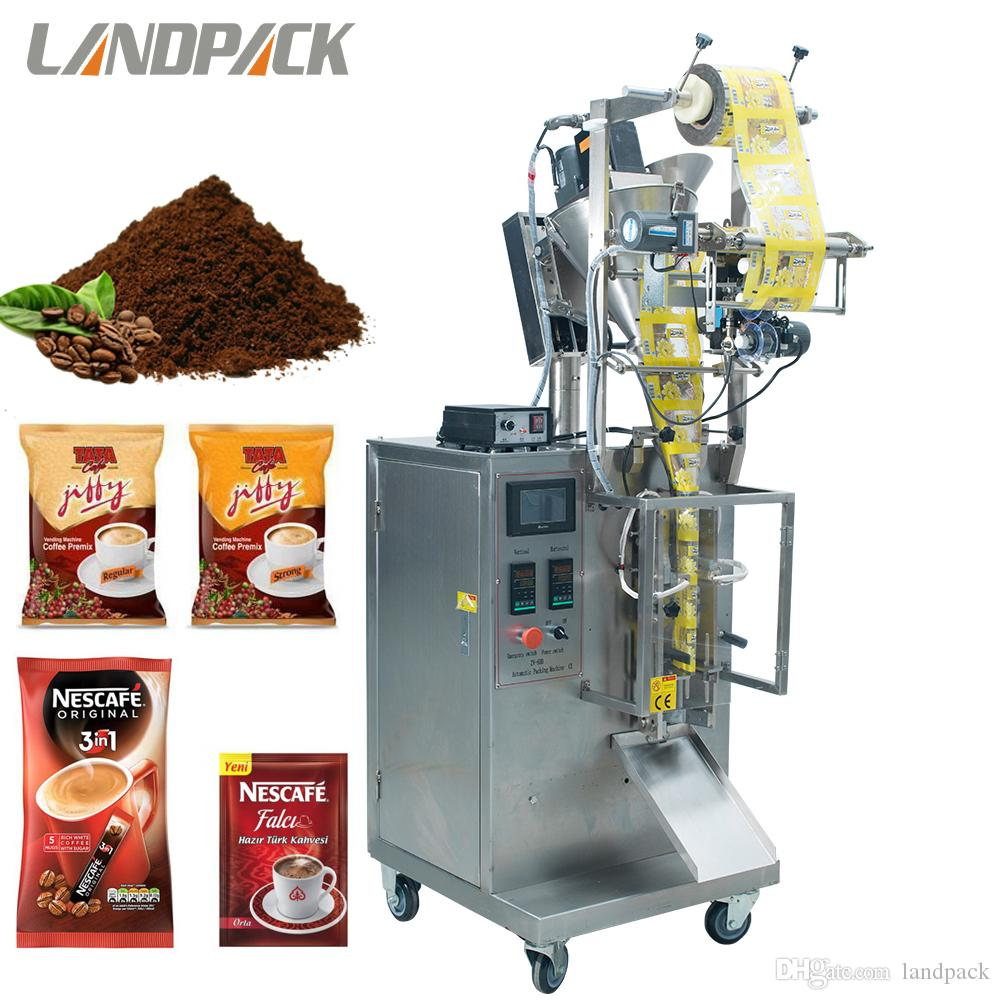 Coffee Powder Pouch Packing Machine Price Powder Automatic Vertical Form Fill Seal Machine Convenient and practical