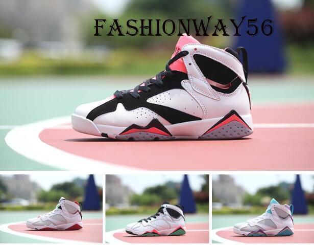 Vente chaud chaud nouvelles chaussures de basket-ball infrarouge noir 6 marron 2019 hommes femmes coupe haute faible VI taille US 5.5-13 chaussures de sport Bonne Version Qualité