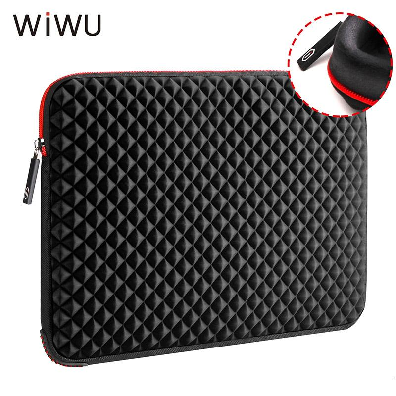 WIWU 17 17.3 inch Laptop Sleeve Waterproof Shockproof Diamond Notebook Case Bag For Macbook Pro/Dell/HP/Lenovo Tablet Cover SH190924