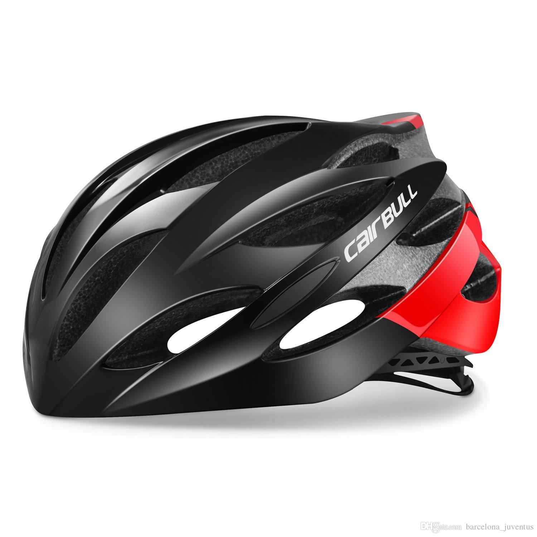 CAIRBULL Ultralight Bisiklet Kask 54-62CM entegre biçimde kalıplı Bisiklet Kask DH MTB Yol Bisikletleri Kask Capacete Casco Ciclismo