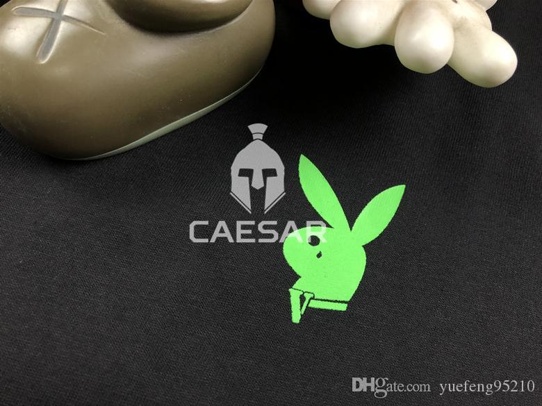 VLONE x Playboi Carti Chicago Houston POP T-Shirt Black Tee S-XL