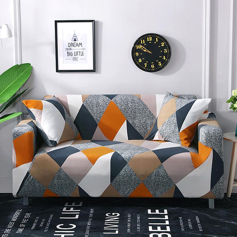 45Fashion de style Sofa Slipcover Case Sofa élastique a besoin d'ordre Si L couvertures style coupe d'angle 1PCS