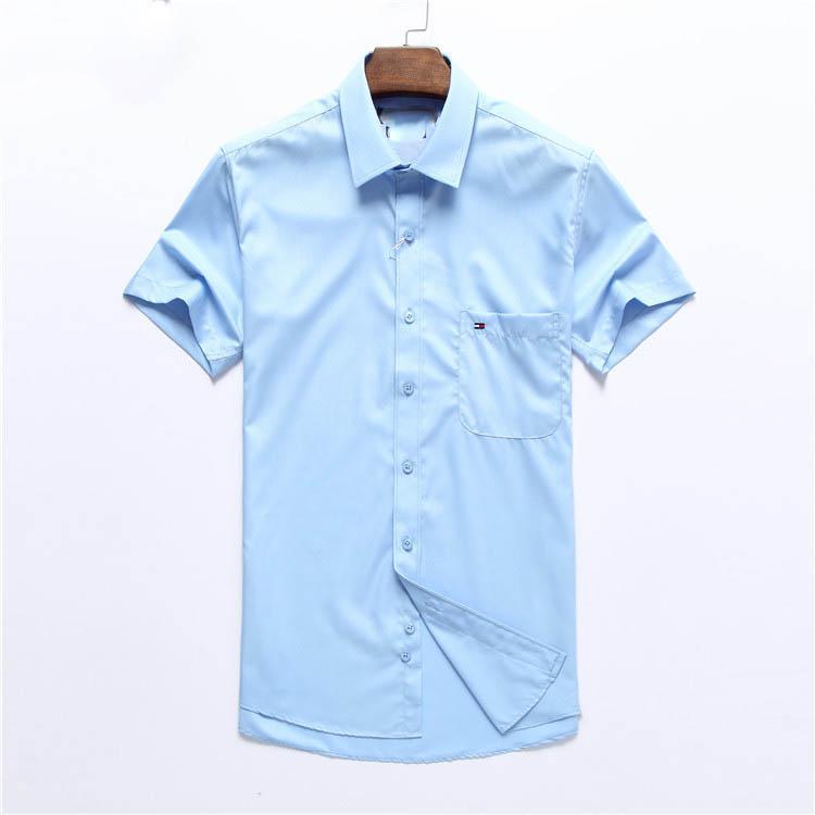 2020 HOT Brand New Hommes Chemises Hommes d'affaires hommes shirt décontracté chemises habillées à manches longues Medusa Rétro chemise de luxe