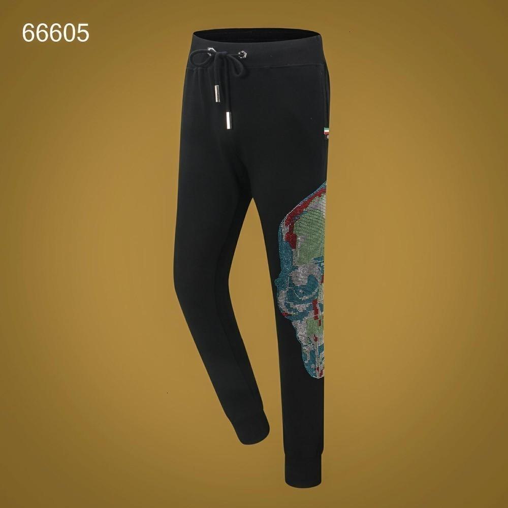 2019 nouveaux pantalons de cause à effet d'été de haute qualité des hommes 190528 # 020SPE