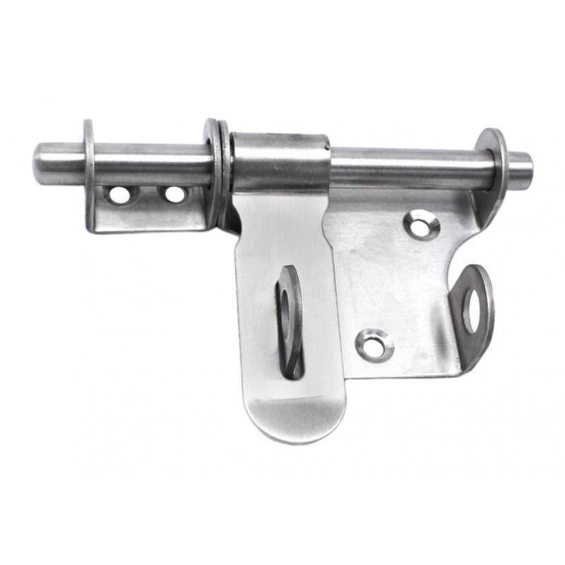 Stainless Steel Barrel Bolt Heavy Duty Door Security Slide Latch Solid Lock