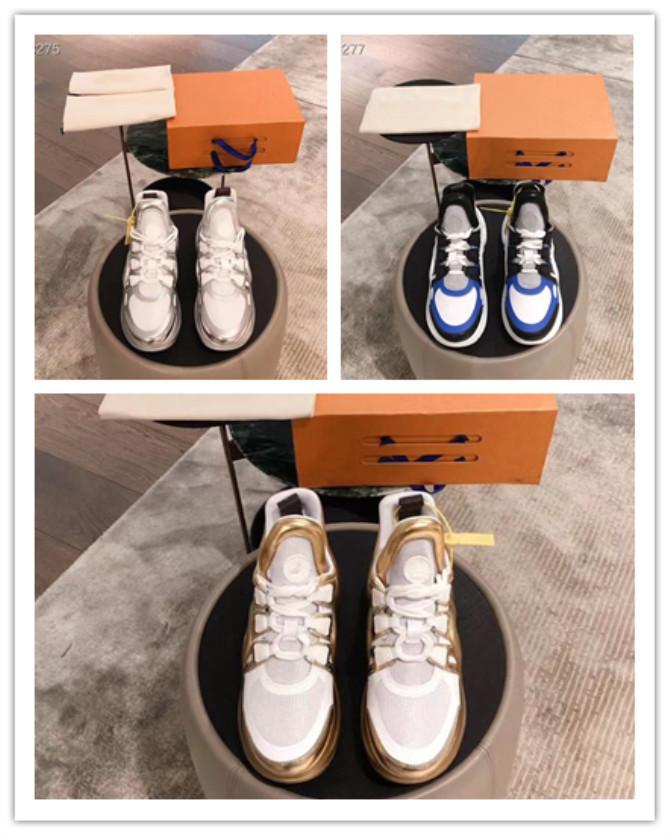 كاونتر لأحدث الأحذية الرياضية ، أحذية رجالية ونسائية مع نعال مطاطية سميكة ، مقاس 35-40 للرجال مقاس 40-44