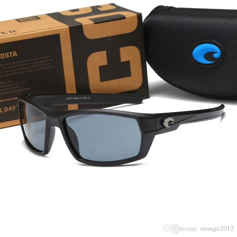 2019 NEW 스퀘어 선글라스 남성 편광 태양 안경 레트로 빈티지 고글 여성 패션 UV400 운전 안경