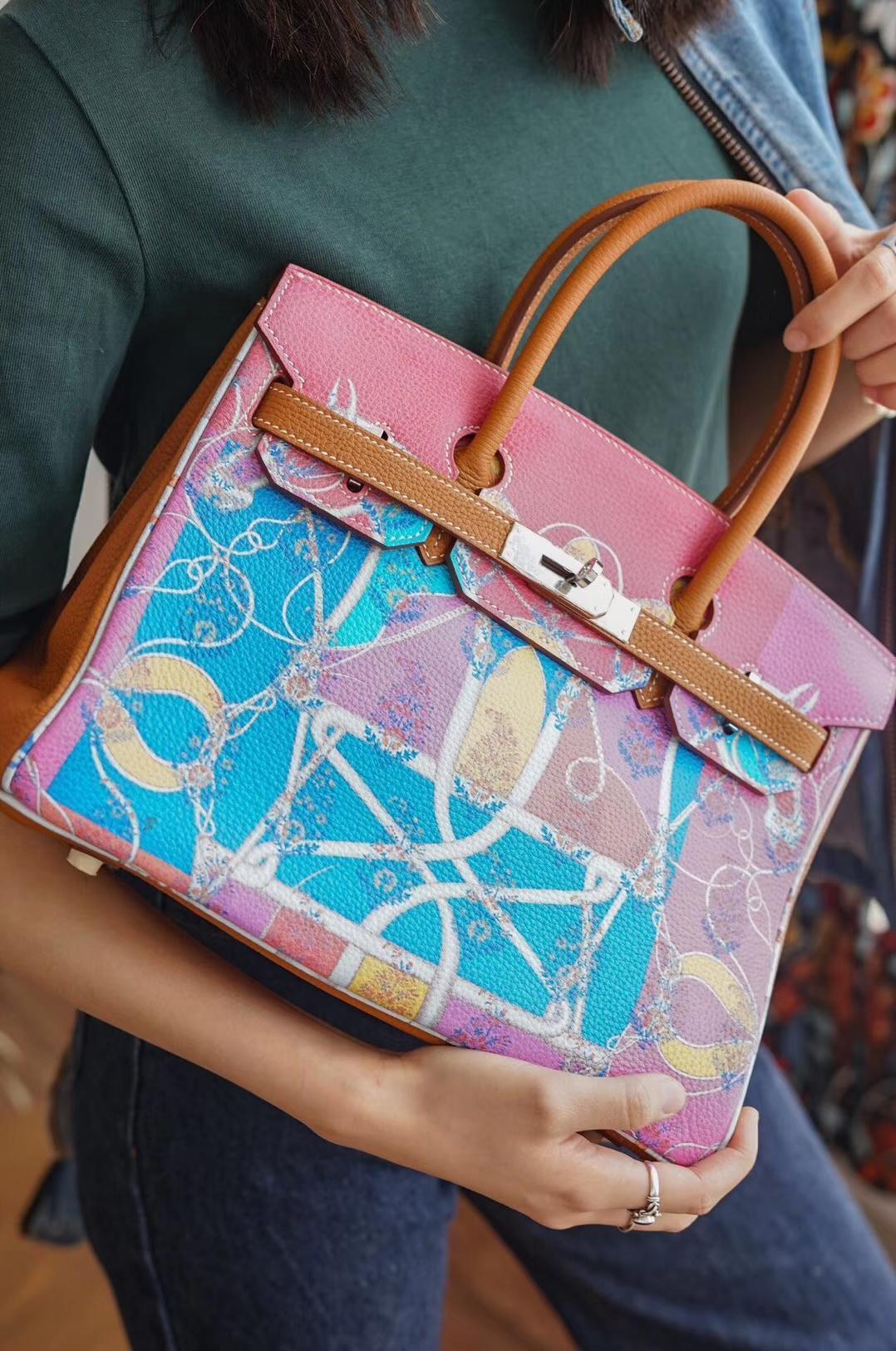 Fabrik Großhandel Top-Qualität der ursprüngliche Luxus-Handtasche, Totes Marke, entworfen, Geldbeutel, hergestellt von Kalb, Lammfell, Krokodilleder, schnelle Lieferung