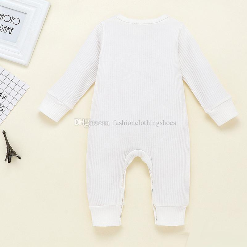 Love Venezuela Infant Baby Boys Girls Crawling Clothes Sleeveless Rompers Romper Jumpsuit White