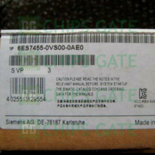 1PCS NUOVO IN SCATOLA PLC Siemens 6ES7 455-0VS00-0AE0 Nave Veloce