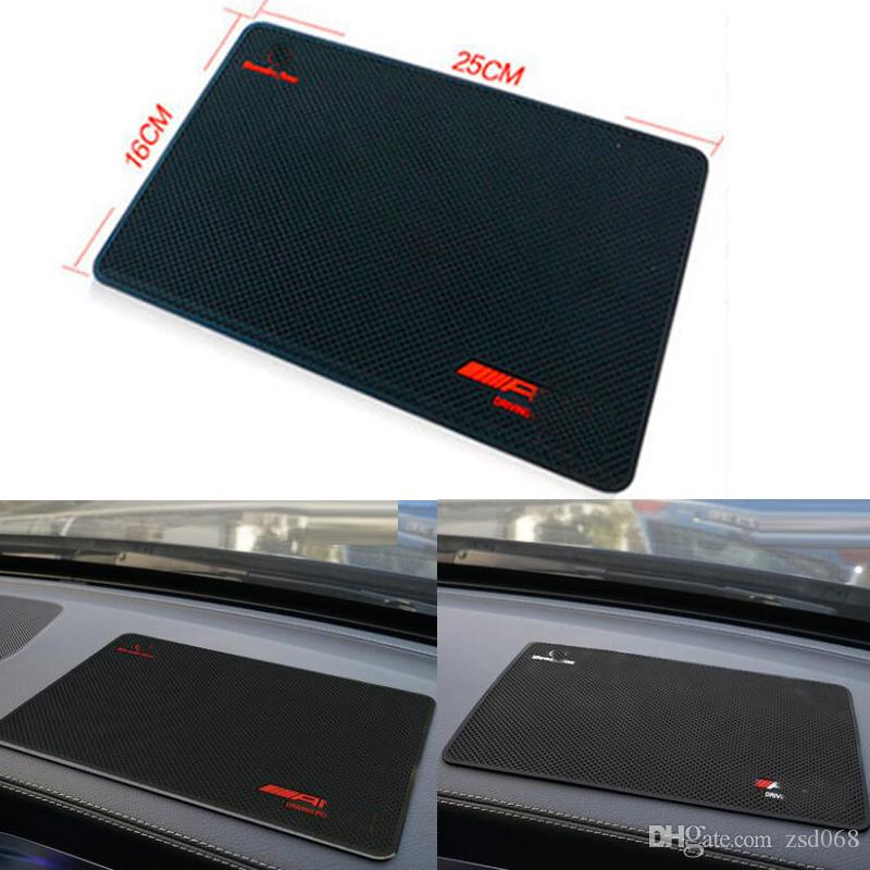 1x per tutti Benz A B C E S GLA GLC GLK CLA GLE GLS AMG Dashboard antiscivolo pad FRAME cellulare