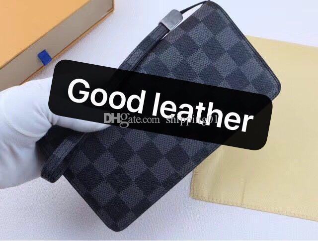가죽 클래식 표준 지갑 패션 가죽 긴 지갑 돈 가방은 상자와 가방 동전 가방 구획 우편 번호
