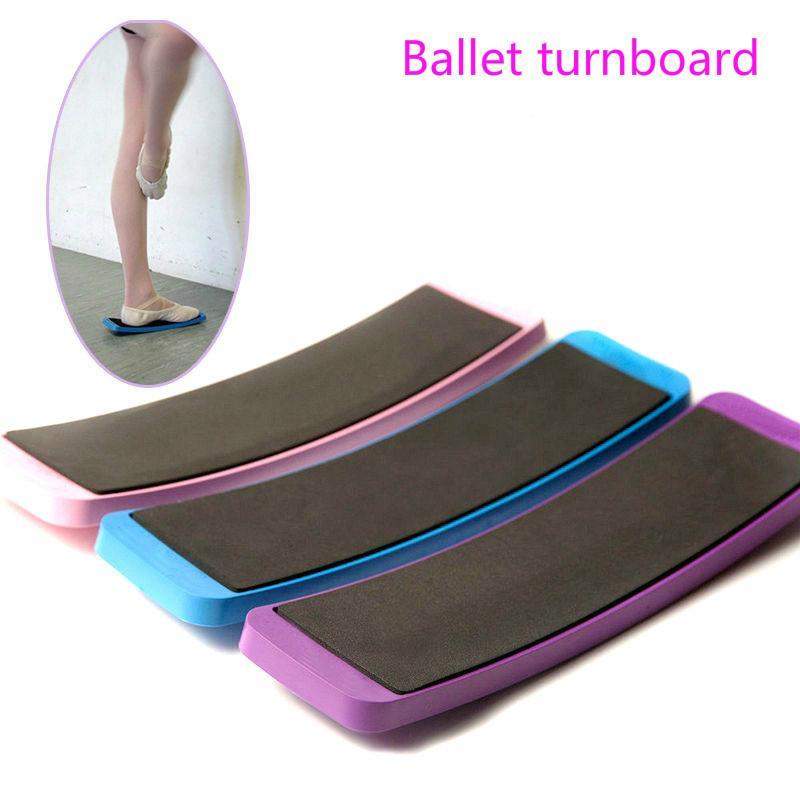 Bale Turnboard Yüksek Dans Kız Mavi Dans Bale Ayak Aksesuarları Dansçı Pratik Turlu Kurulu Araçları Kurulu çevirin giyerek