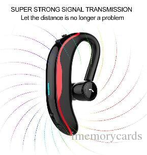 2019 휴대 전화 스포츠를위한 이어폰 스포츠 블루투스 헤드셋 무선 헤드폰 IXP 7 방수 귀고리 헤드폰 earho를 실행