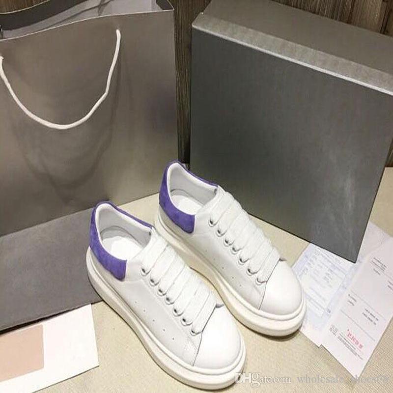 Siyah Beyaz Platformu Klasik Günlük Ayakkabılar Günlük Spor Kaykay Ayakkabı Erkek Bayan Sneakers Kadife Heelback Elbise Ayakkabı Spor Tenni wg8