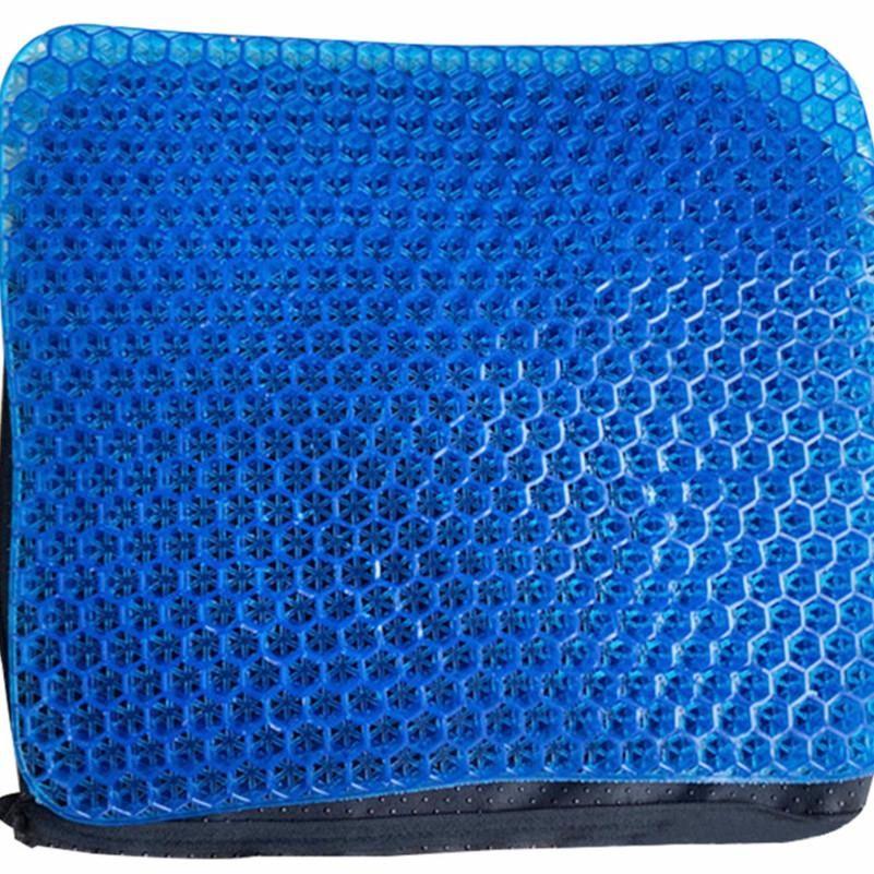 2020 fashion new Comfort orthopedic surgery chair seat cushion gel seat cushion honeycomb non-slip home office chair cushion xcb
