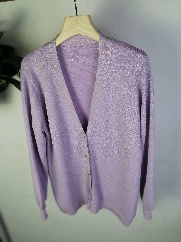 Caer y ropa de mujer invierno botón Cardigan Carta de manga larga chaqueta de punto manera de las mujeres chaqueta larga