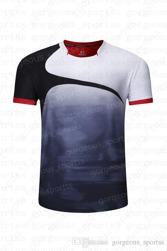 Lastest Homens Football Jerseys Hot Sale Outdoor Vestuário Football Wear Alta Qualidade 2020 0qdwq