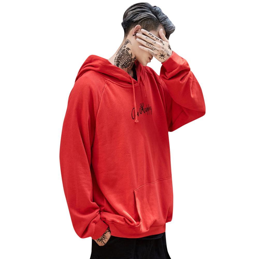 Smeiling Womens Casual Long Sleeve Hoodie Sweatshirt Hooded Pullover Tops
