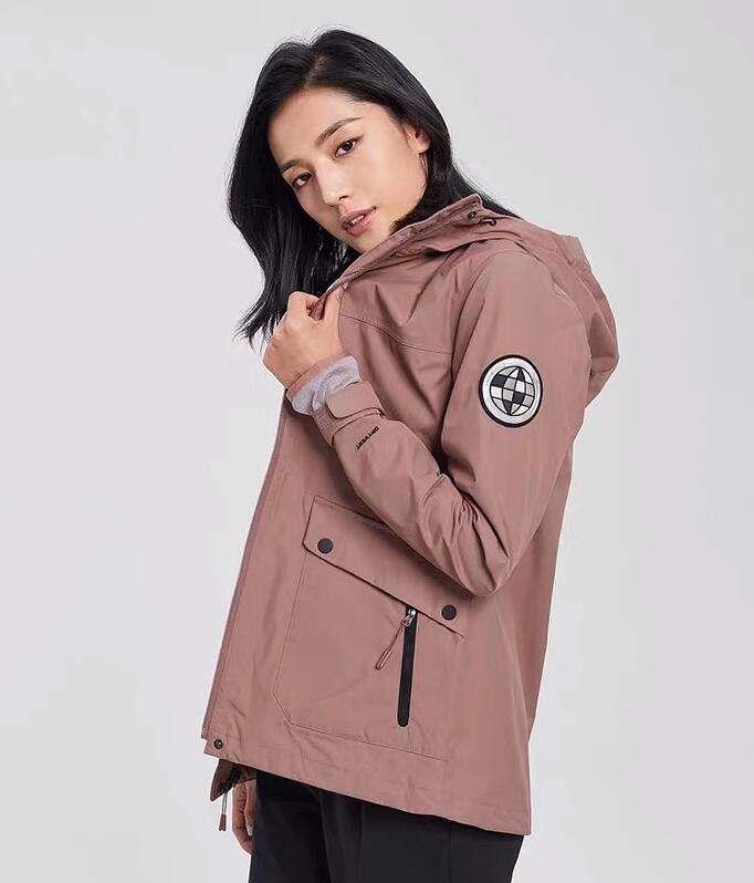 Mulheres populares Jaquetas Casacos Casacos De Grife De Luxo Para As Mulheres Blusão Com Letras Outono Inverno Moda Feminina Tops Tamanho Asiático S-2XL